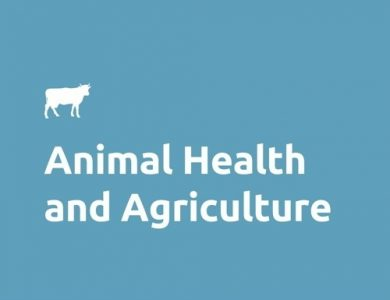 Animal health and agriculture logo