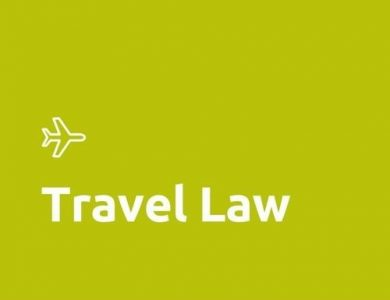 Travel law logo